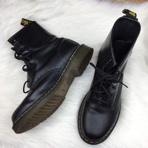 Doc Martens Vegan Combat Boots.